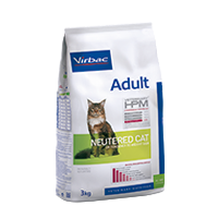 Virbac-Cat Adult Neutered - Katzenfutter