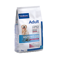Virbac - Dog Adult Neutered Large and Medium - Hundefutter