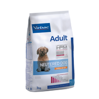 Virbac - Dog Adult Neutered Small and Toy - Hundefutter