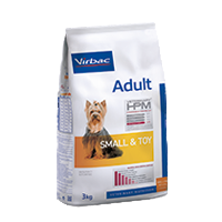 Virbac - Dog Adult Small and Toy - Hundefutter