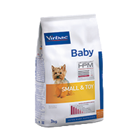 Virbac - Dog Baby Small and Toy - Hundefutter