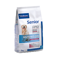 Virbac - Dog Senior Neutered Large and Medium - Hundefutter