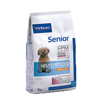 Virbac - Dog Senior Neutered Small and Toy - Hundefutter